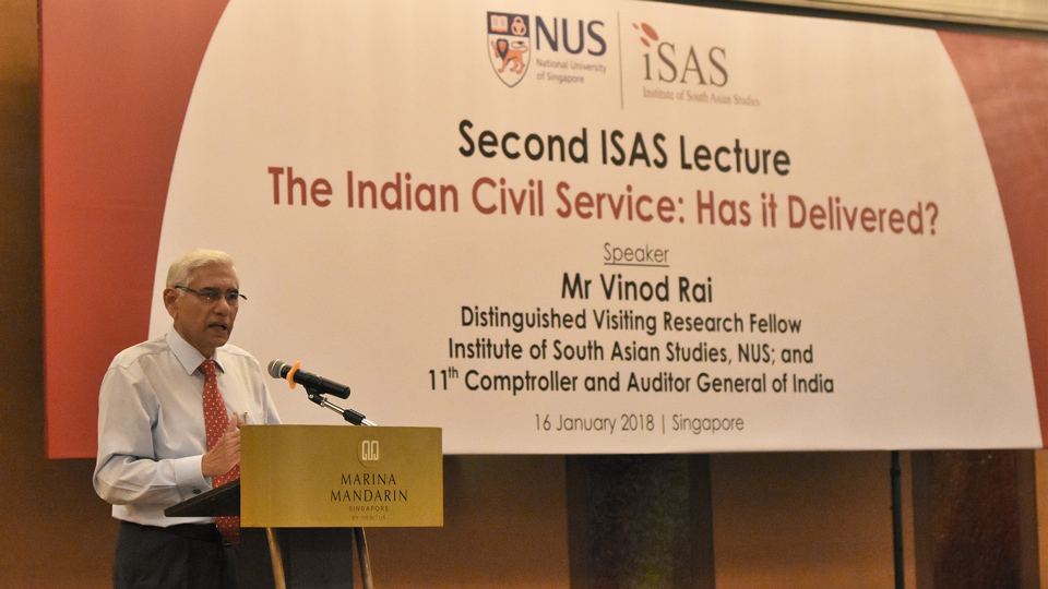 The Indian Civil Service: Has it delivered?