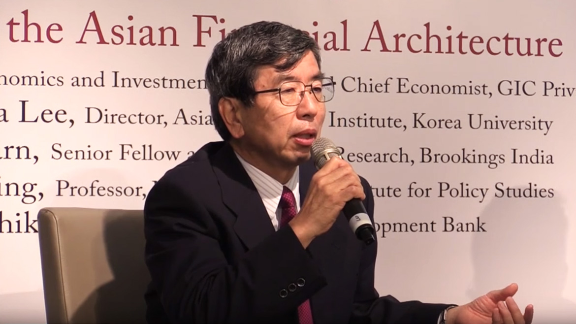 Asian Economic Outlook and the Role of Asian Development Bank